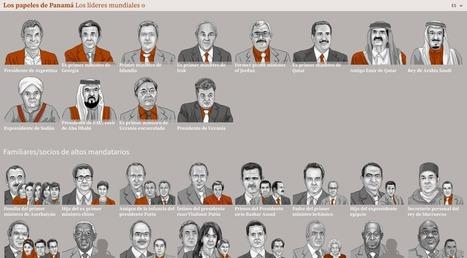 [Panama Papers: corrupción] Los millonarios negocios de Mossack Fonseca en Lima | MAZAMORRA en morada | Scoop.it