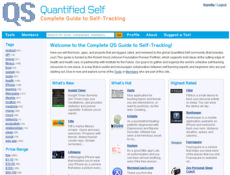 A Look Back at the First Quantified Self Conference | Lifestream Blog | Quantified Self | Scoop.it