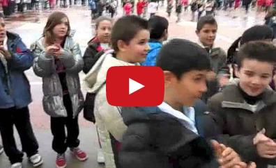 ESCOLA SANT JORDI MAÇANET DE LA SELVA: Hem celebrat la festa de la pau 2014 | ESCOLA SANT JORDI | Scoop.it