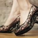 Wearable Tech Walks The Runway In 3D Printed Heels | Wearable Technlogies | Scoop.it