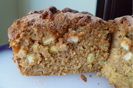 Snickerdoodle apple bread - Christian Science Monitor | Breads of the World | Scoop.it
