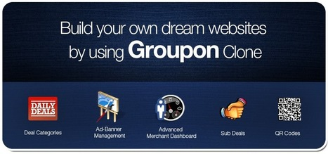 Groupon Clone: Just Get Started With Daily Deal Software | Group Buying Script | Scoop.it