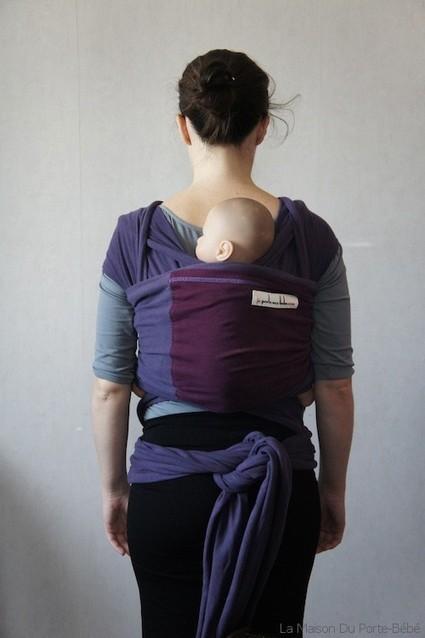 JPMBB : le noeud de base | Blog de La Maison Du Porte-Bébé | Moyen de portage (écharpe, porte-bébé...) | Scoop.it