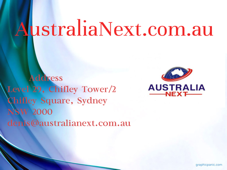 Create new account | Australia Next | Find a job in Australia | Scoop.it