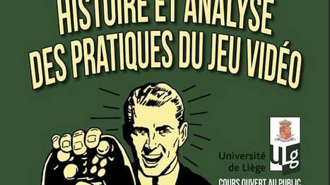 RTBF.be   Université de Liège: un cours et un colloque sur... les jeux vidéo!   L'actualité de l'Université de Liège (ULg)   Scoop.it