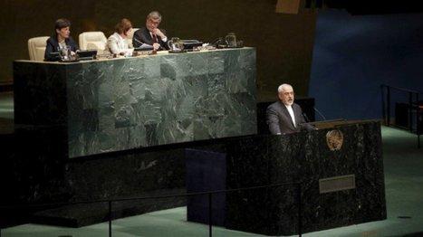 L'Iran demande officiellement à israël d'abandonner l'arme nucléaire pour que la sécurité revienne au Moyen-Orient | ACTUALITÉ | Scoop.it