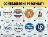 Corriere - Il boom dei simboli: sono 215   <br/>E (quasi) tutti ci mettono il nome | Elezioni 2013 | Scoop.it