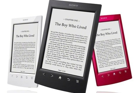 Sony exits the North American ebook business and gives its customers to Kobo | Businessandlifeessentials | Scoop.it