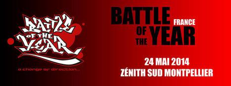 Battle of the Year France 2014 - Les Bons Plans Urbains | La zik | Scoop.it
