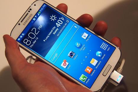 Product reviews of Samsung Galaxy S4 from Andelion | Andelion | Scoop.it