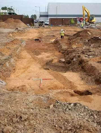 Archaeologists might have found a Roman oven at a former fort annexe in Scotland | LVDVS CHIRONIS 3.0 | Scoop.it