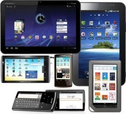Gartner: 195M Tablets Sold In 2013, Android Grabs Top Spot From iPad With 62% Share | Mobile Buzz | Scoop.it