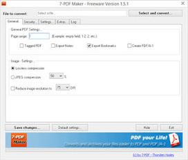 7-PDF Maker : Μετατρέψτε έγγραφα και εικόνες σε αρχεία PDF | DIGITAL EDUCATION | Scoop.it