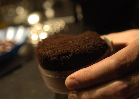 Coffee Grounds May Filter Out Heavy Metals in Water | Coffee News | Scoop.it