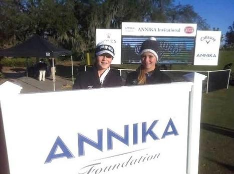 Mathilda Cappeliez débute bien, Shannon Aubert ... - Golf Amateur | Golf | Scoop.it