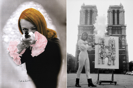 Au Grand Palais. Niki de Saint Phalle, une sacrée nana | À toute berzingue… | Scoop.it