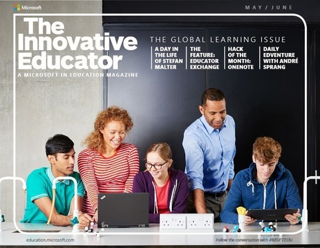 The Innovative Educator: A Microsoft in Education Magazine | Issue 1 | Class Boost - TBI - BYOD - TICES | Scoop.it