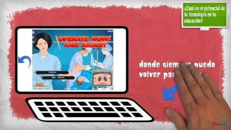▶ Tecnología en educación - YouTube | Flipped Classroom | Scoop.it