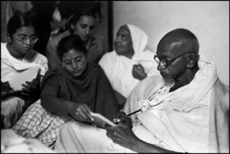 Gandhi | Allicansee | Scoop.it