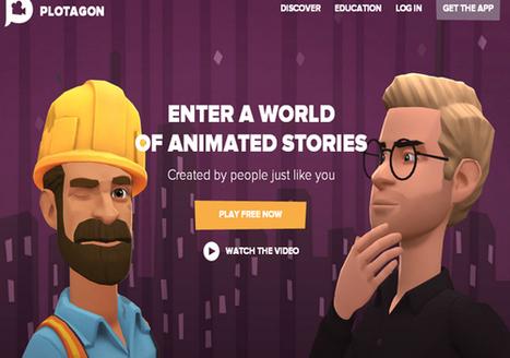 Plotagon - Herramienta Offline Para Crear Animaciones 3D - E-Historia | Tecnologias en la Educación | Scoop.it