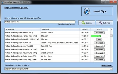music2pc. Find and download mp3 EASIER and FASTER.   Time to Learn   Scoop.it