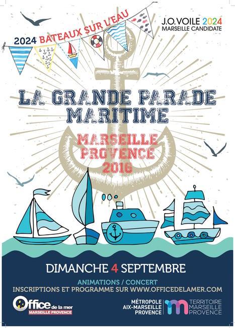 Grande Parade Maritime Marseille Provence | Communiquaction | Communiquaction News | Scoop.it