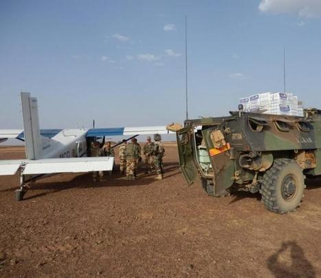 Montauban. Un Pilatus au cœur de l'opération «Serval» au Mali | GUERRE AU MALI - FRENCH MILITARY OPERATIONS IN MALI | Scoop.it