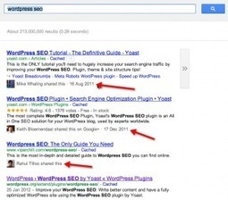Google's 3-Prong Strategy That Has Changed SEO Forever | Real SEO | Scoop.it