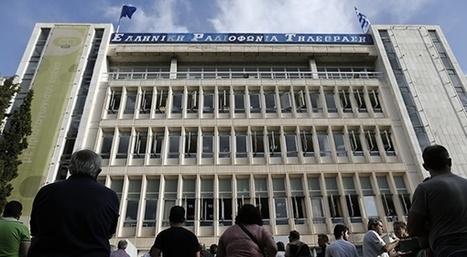 Télévision publique grecque: «Cette fermeture est un choc et un scandale pour l'information» | Slate | Union Européenne, une construction dans la tourmente | Scoop.it