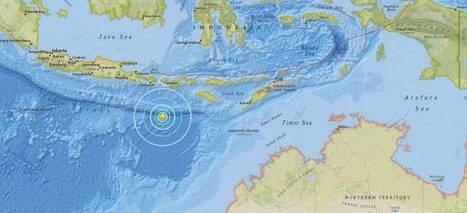 Un terremoto de magnitud 6,2 al sur de la isla indonesia de Lombok | CTMA | Scoop.it