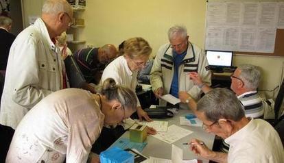Ces personnes âgées accros à l'informatique | Fab Lab, Living Lab et innovations numériques citoyennes | Scoop.it