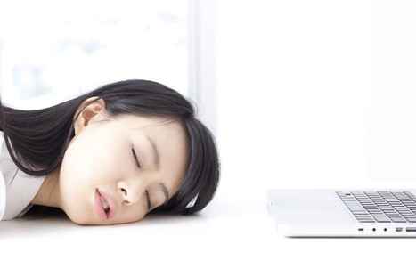 Sleep Deprivation May Hammer Brain Cell Numbers [Video] - Guardian Express   Sensory Deprivation   Scoop.it
