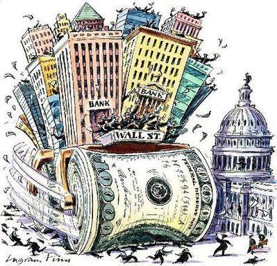 The Leveraged Buyout of America | Peer2Politics | Scoop.it