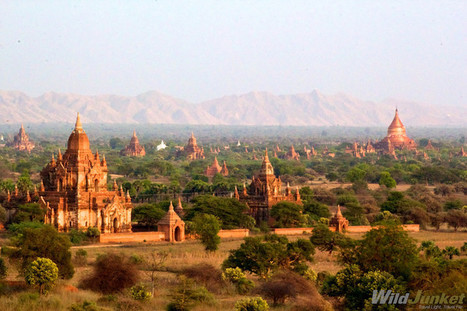 The Mythical Buddhist Kingdom of Bagan, Myanmar - Birma   The Blog's Revue by OlivierSC   Scoop.it