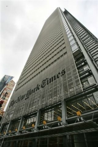 For New York Times, 9/11 anniversary not fit for front page | Restore America | Scoop.it