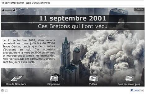 11 septembre 2001 - Ces bretons qui l'ont vécu   Le Télégramme.com   L'actualité du webdocumentaire   Scoop.it