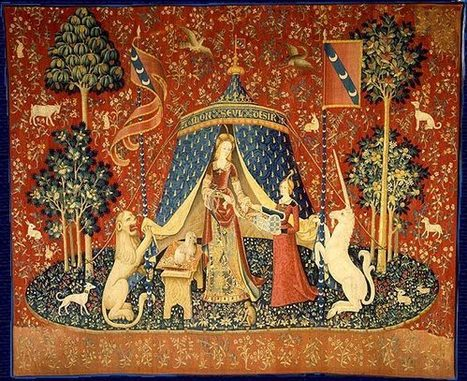 Lady and the Unicorn Tapestries back on display after conservation - News in Conservation, Issue 40, February 2014 | News in Conservation | Scoop.it