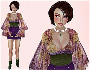 SL Freebie Addiction: Looking Lovely | Second Life Freebies | Scoop.it