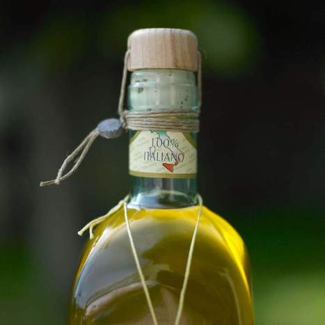This Is the Big Lie About Your Olive Oil | On the Plate | Scoop.it