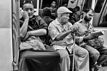 Street Photography Singapore - Red Light District to Orchard Road Lah | Nate | Fuji X-Pro1 | Scoop.it
