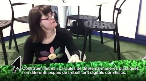 1.- Una chica con Síndrome de Down lanza una tipografía | ADI! | Scoop.it