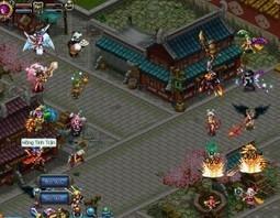 Phong Vân Truyền Kỳ khuyến mãi kim nguyên bảo tích lũy | Game Mobile Hot | Scoop.it