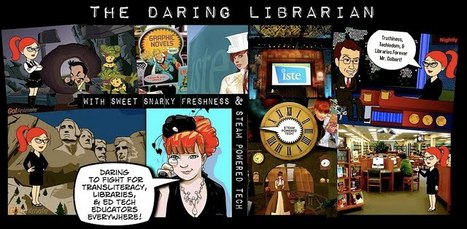The Daring Librarian | Passion For Our Profession | Scoop.it