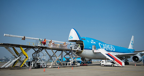 Air France-KLM-Martinair Cargo to bring spare mast to Volvo Ocean Race in Brazil.   AIR CHARTER CARGO AND FREIGHT   Scoop.it
