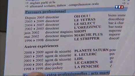 Un quart des candidats mentent sur leur CV - TF1 | RH20 e-recruiting | Scoop.it