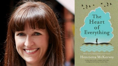 The Heart of Everything by Henrietta McKervey is May's Irish Times Book Club pick | The Irish Literary Times | Scoop.it