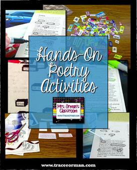 Hands-On Poetry Activities | Common Core Resources for ELA Teachers | Scoop.it