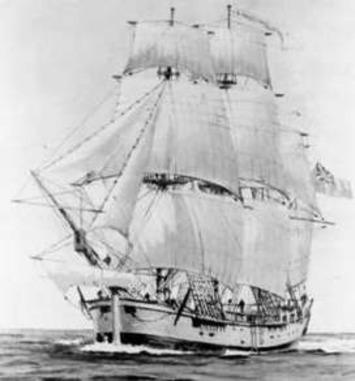 Has Cook's Australia ship been found?   BBC   Océanie   Scoop.it