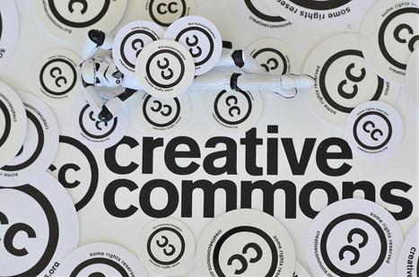 Réforme du droit d'auteur : les Creative Commons, créatifs, ensemble   Education & Numérique   Scoop.it