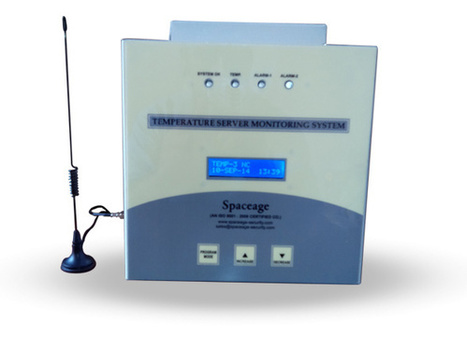 Server Room Data Center Environment Monitoring System | Spaceage Security Systems Ltd | Scoop.it